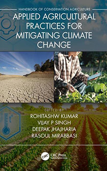 Applied agricultural practices for mitigating climate change
